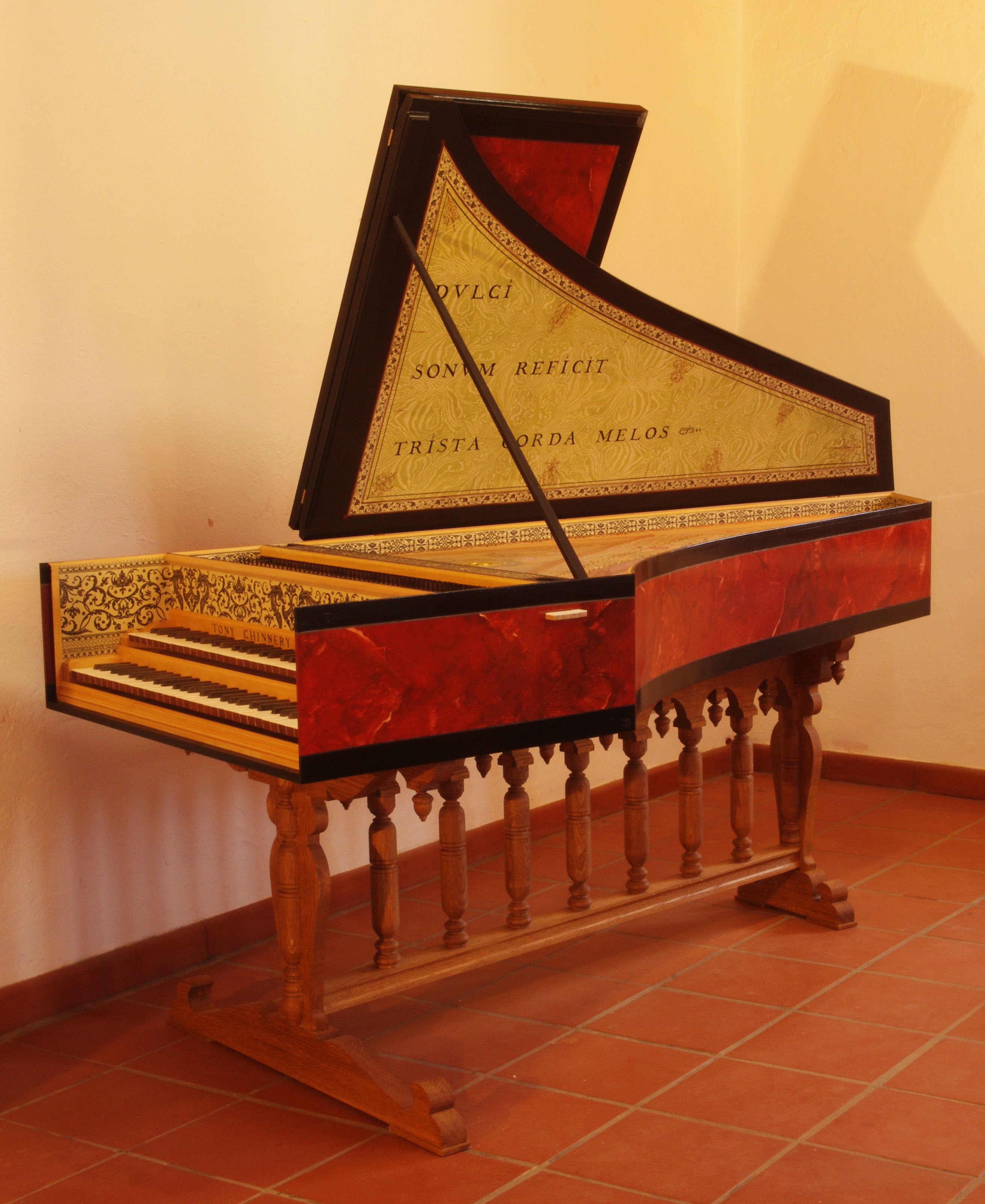 Cembalo Instrument